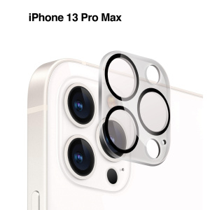 Base iPhone 2021 Pro Max (6.7) - Camera Lens Tempered Glass Protector