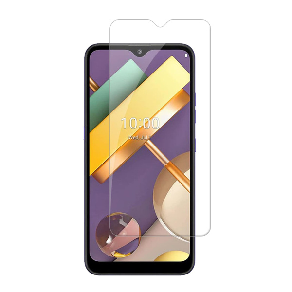 BASE PREMIUM TEMPERED GLASS SCREEN PROTECTOR FOR LG K22 - RETAIL PACKAGED