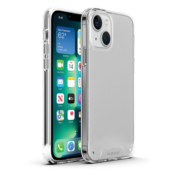 Base B-Air iPhone 13 5.4 Clear Slim Protective Case
