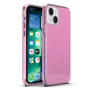 Base Crystalline For iPhone 13 (6.1) - Pink (Limited Edition)