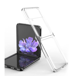 Base B-Air - Samsung Z Flip3 5G - Clear Slim Protective Case