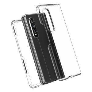 Base B-Air - Samsung Z Fold 3 5G - Clear Slim Protective Case