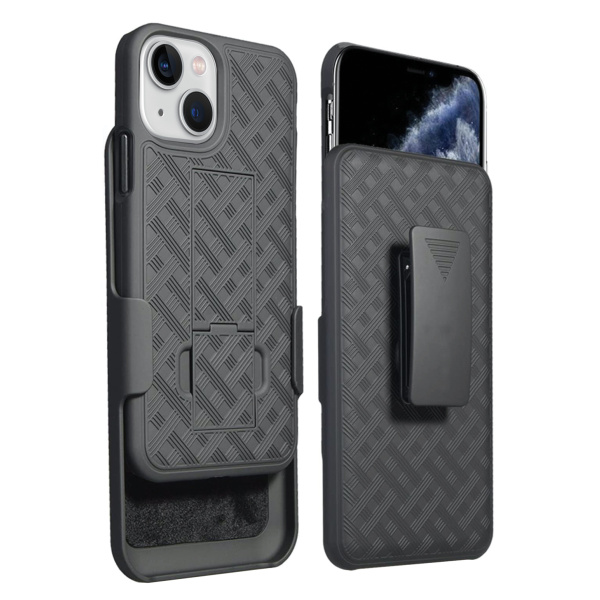 Base Duraclip Series Combo Case with Belt Clip Holster for  IPhone 13 (6.1) - LIMITED EDITION
