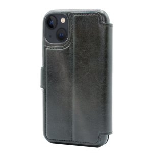 Base Folio Exec Wallet Case iPhone 13 (6.1) - Black (LIMITED EDITION)