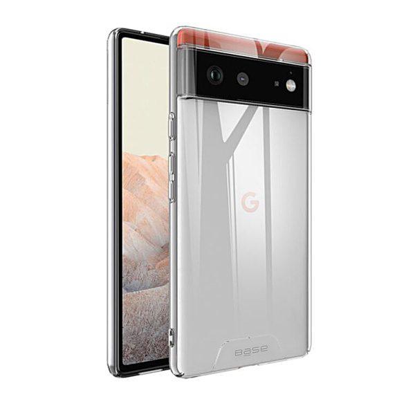 Base B-Air - Google Pixel 6 - Clear Slim Protective Case