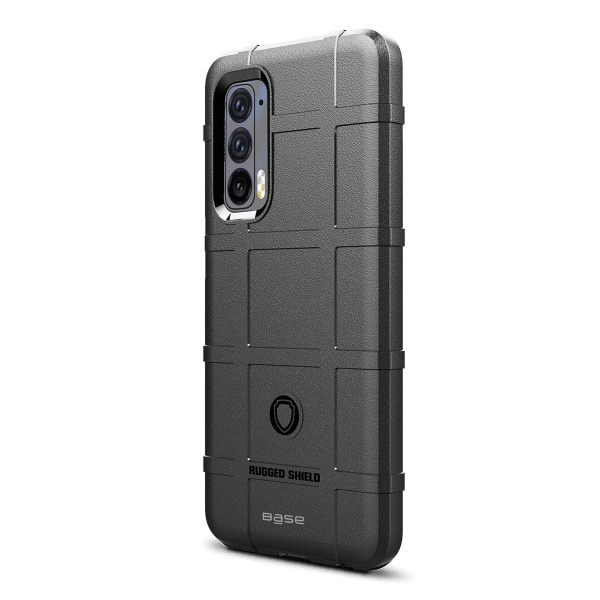 Base MOTO EDGE 2021 Armor Tech Case - Black