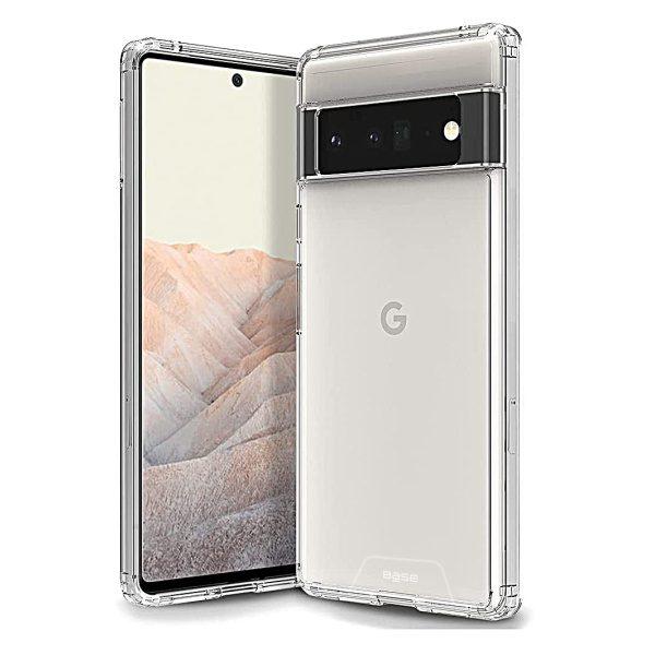 Base B-Air - Google Pixel 6 Pro - Clear Slim Protective Case
